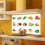 Creative Kitchen Wall Decor